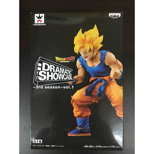 Super Saiyan Son Gokou Dramatic Showcase 3rd Season Vol. 1