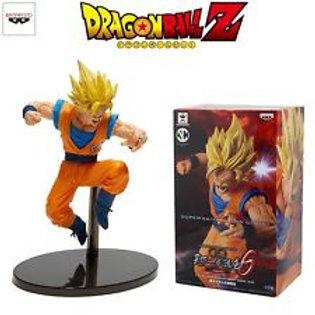 Dragon Ball - Scultures Big Colosseum 6 Vol 4 Super Saiyan 2 Son Goku Figure
