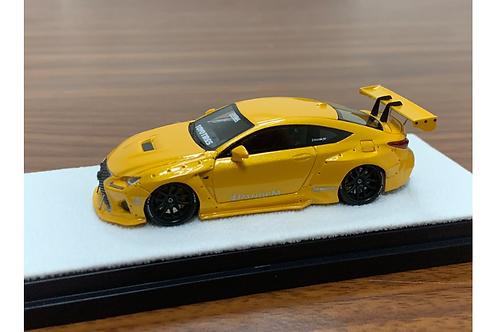 YM Model Car - RCF Pandem - Yellow