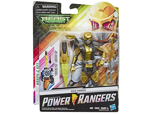 Power Rangers Beast Morphers - Gold Ranger