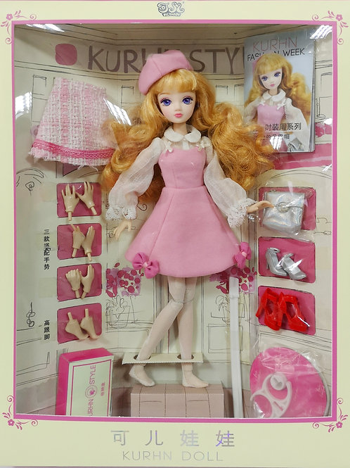 Kurhn Fashion Week - Sweet Lolita