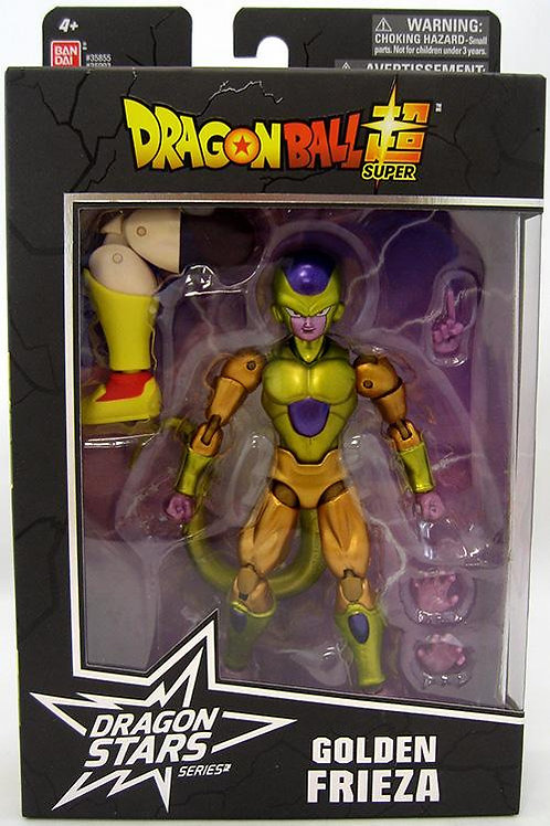 Dragon Ball Super - Golden Frieza Action Figure