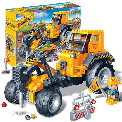 Construction Road Grader