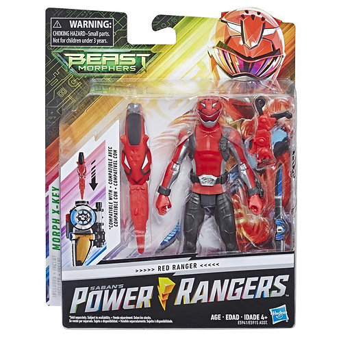 Power Rangers Beast Morphers - Red Ranger