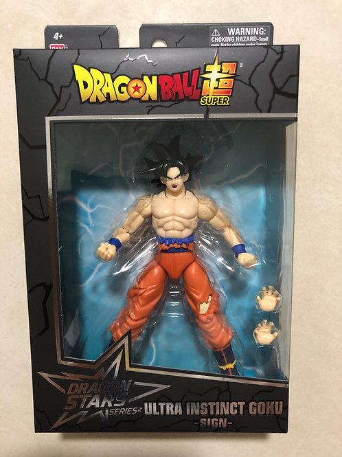 Dragon Ball Super - Ultra Instinct Goku - Sign- Action Figure
