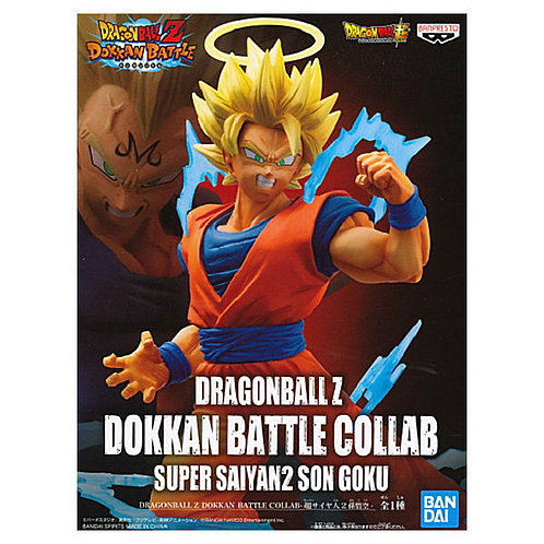 Dragon Ball Z Dokkan Battle - Super Saiyan 2 Goku