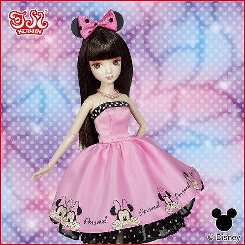 Kurhn Disney Pink Dress