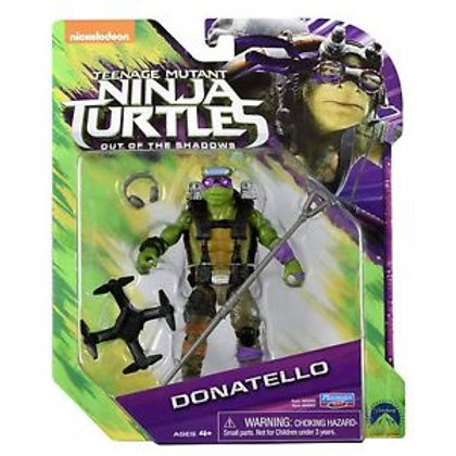 TMNT Movie II - Donatello