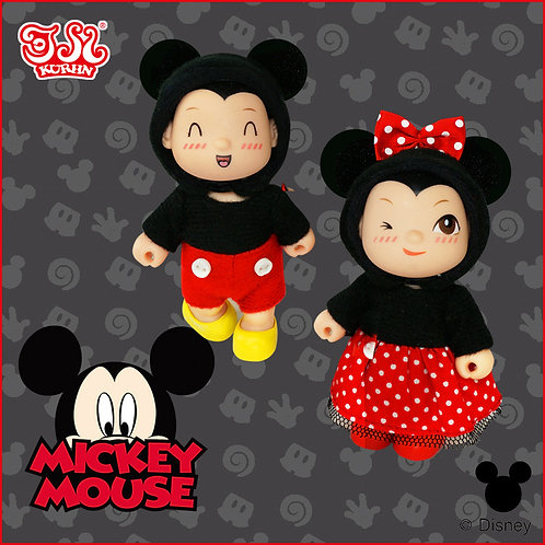 Disney Dudy Mickey & Minnie Set