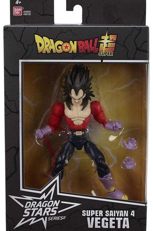 Dragon Ball Super - Super Saiyan 4 Vegeta Action Figure