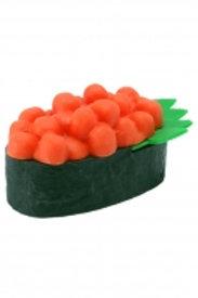 Iwako Salmon Roe Sushi