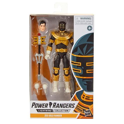 Power Rangers Lightning Collection - Zeo Gold Ranger