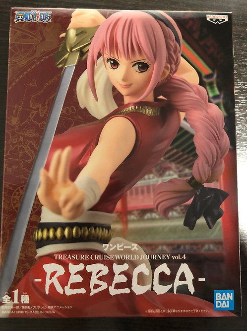 One Piece Treasure Cruise World Journey Vol.4 - Rebecca
