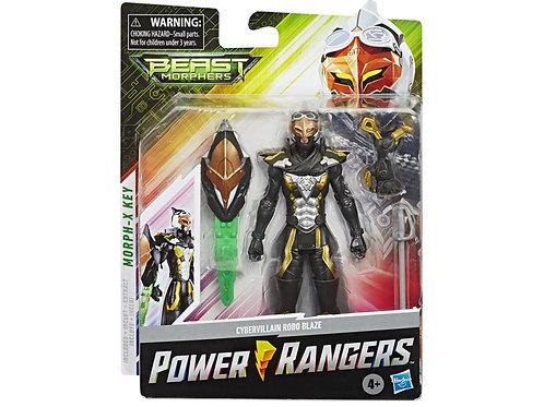 Power Rangers Beast Morphers - Cybervillain Robo Blaze