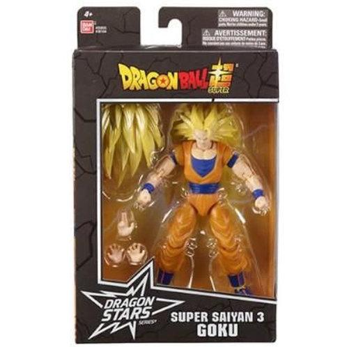 Dragon Ball Super - Super Saiyan 3 Goku Action Figure