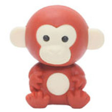 Iwako Monkey (Brown)