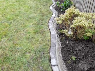 Garden Edging In Coatbridge