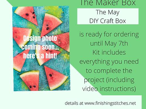 The Maker Box DIY Kit Subscription