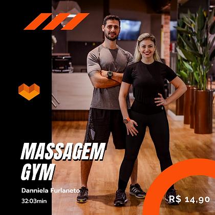 Massagem Gym