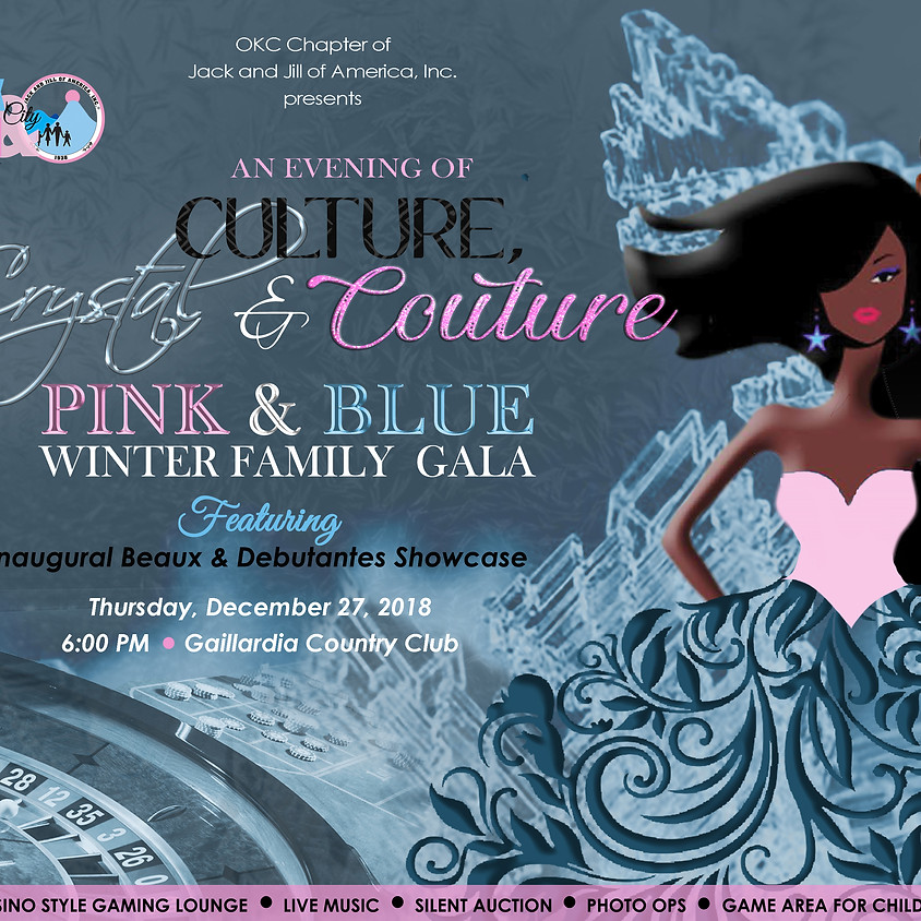 An Evening of Culture, Crystal, and Couture: Winter Gala