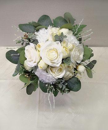 White dream bouquet