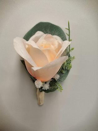 Viehe ruusu persikka