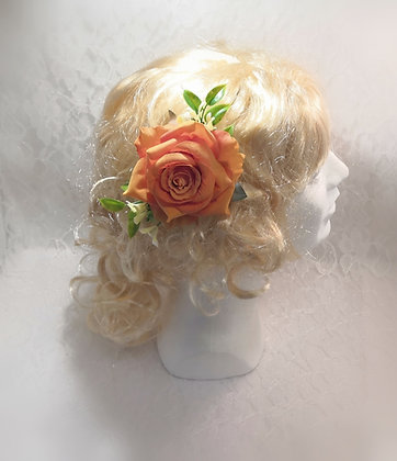 Ruusu hiuspinni