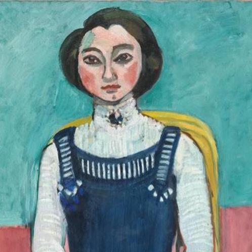 Exposition Matisse, le roman de sa vie au centre Pompidou