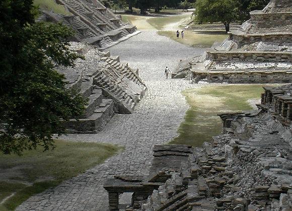 Conférence en ligne sur les Olmèques