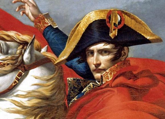 Conférence en ligne sur Napoléon