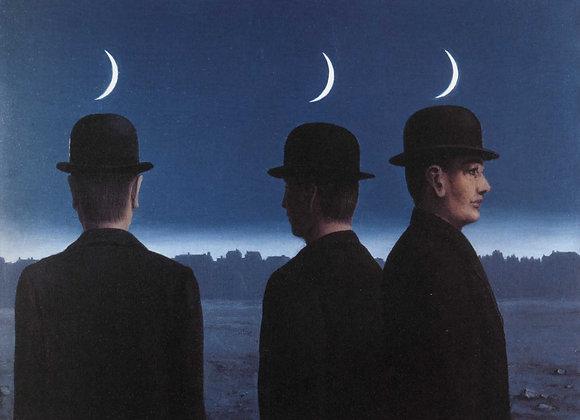 Conférence en ligne sur Magritte