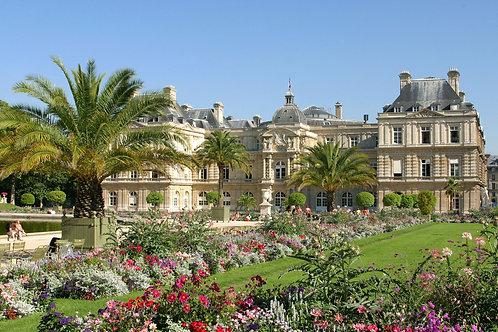 Balade au jardin du Luxembourg