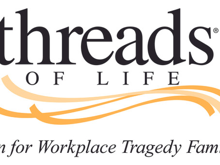 Threads of Life and #StepsForLife2021