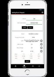 netelek app, electricity metering app, online electricity metering