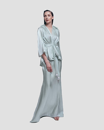 THE SOPHIA KURUNG WITH GATHERED SHOULDER DETAIL
