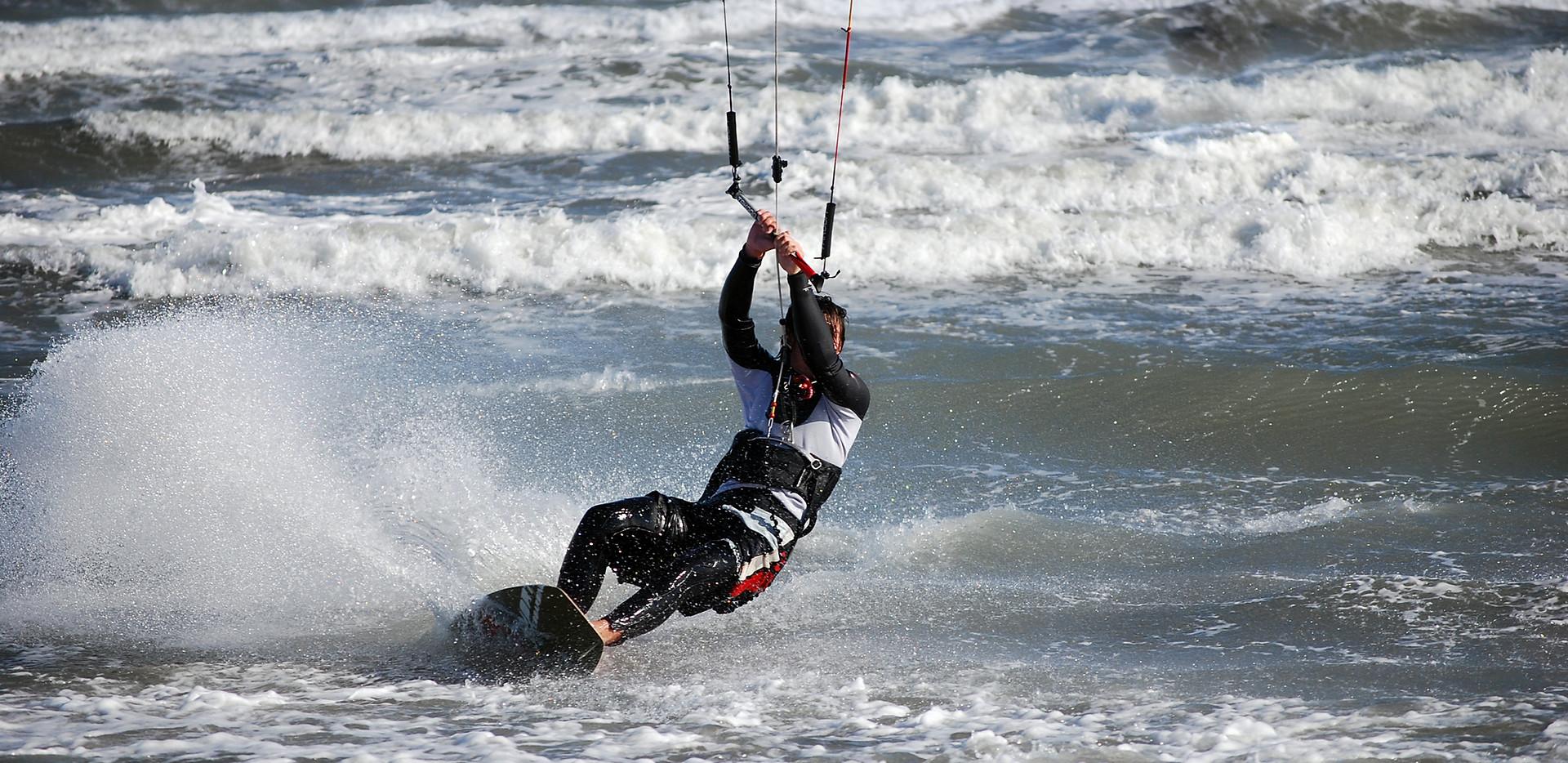 Kiting in Chioggia, Italy.jpg