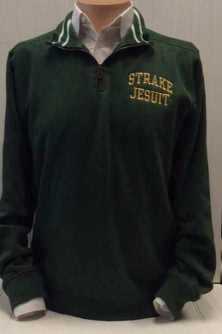 League 1/4 zip sweater