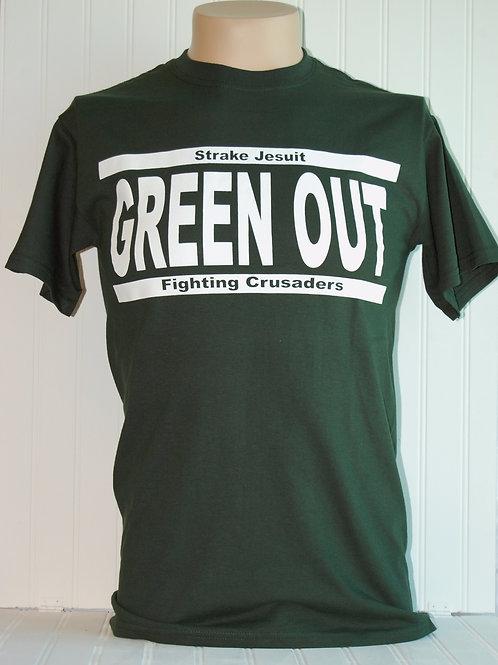 GREENOUT t-shirt