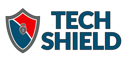 Tech Shield Logo