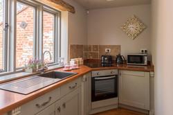 Music Cottage Kitchen