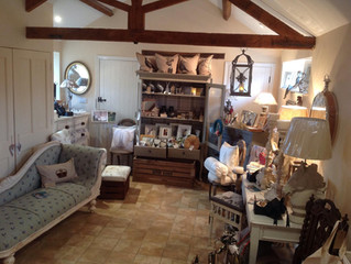 Hautbois Country Interiors open day
