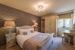 Music Cottage King Size bedroom
