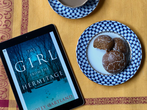 Celebrating Food in Girl from the Hermitage
