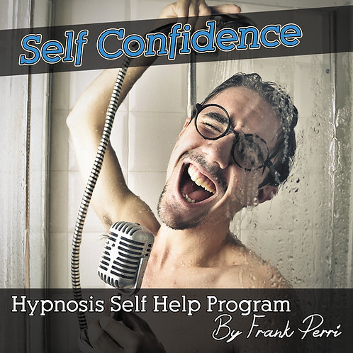 Self Confidence Hypnosis CD