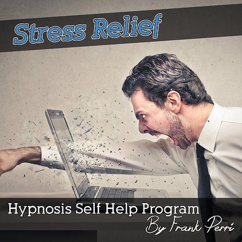 Stress Relief Hypnosis CD
