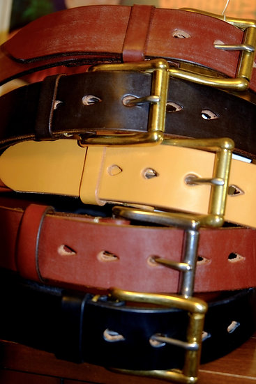 Bridle Belts