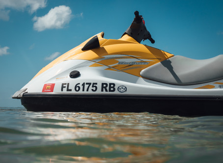 What You Need To Know Before Renting A Waverunner on Fort Myers Beach