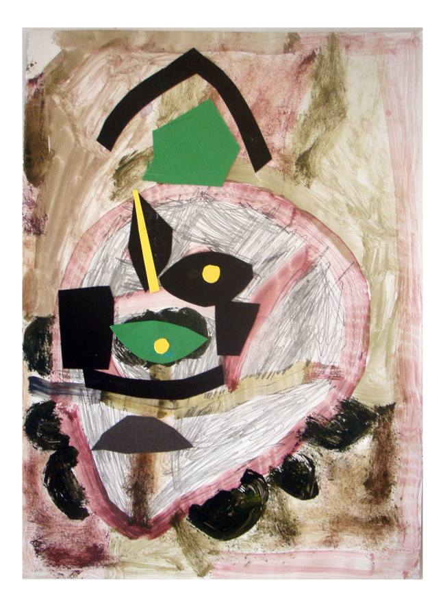 Picasso - student 4 years old