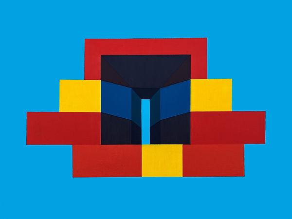 JP Migneco - Chromadepth - 3D painting - Dwejra -