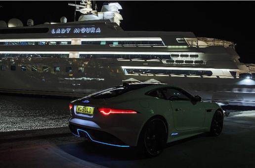 Jaguar by Senna Group